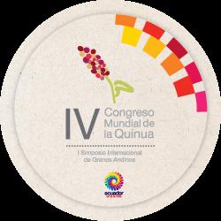 IV CONGRESO MUNDIAL DE LA QUINUA Y I SIMPOSIO INTERNACIONAL DE GRANOS ANDINOS