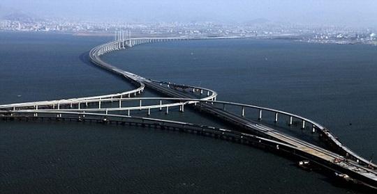 World 39 S Longest Bridge In Sea Pentstech