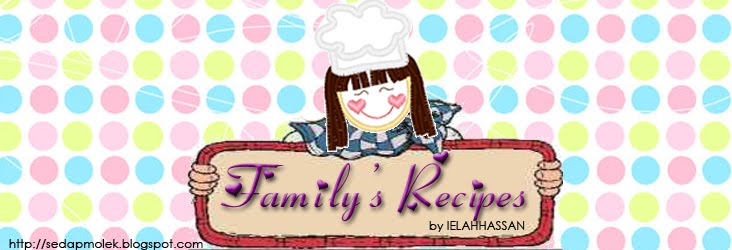 family's recipes