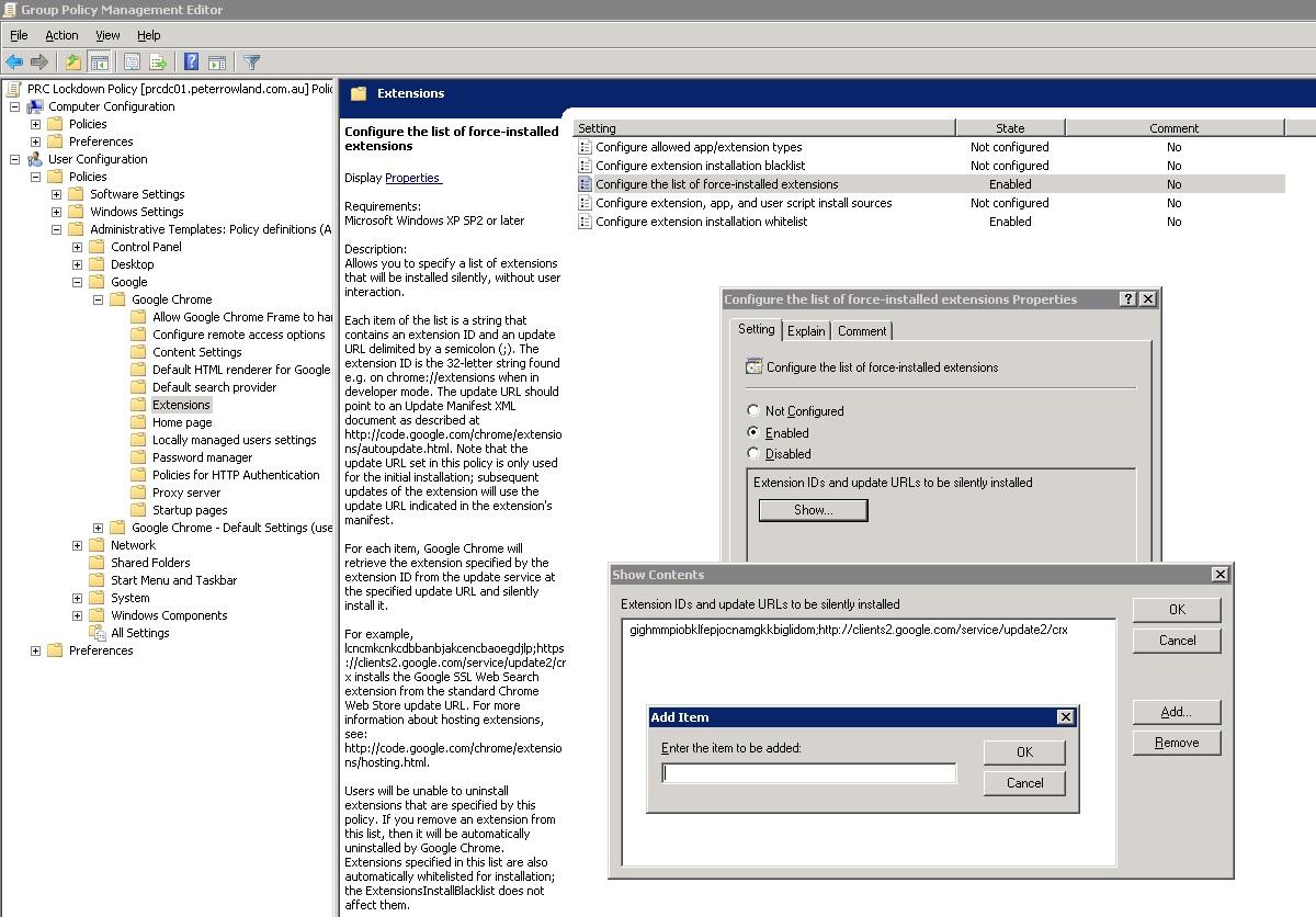 Official Knezev Blog: How To: Install Google Chrome ...