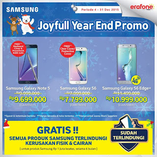 Joyful Year End Promo di Erafone