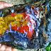 Jual Batu Akik Bahan Panca Warna Murah Terbaru 2015