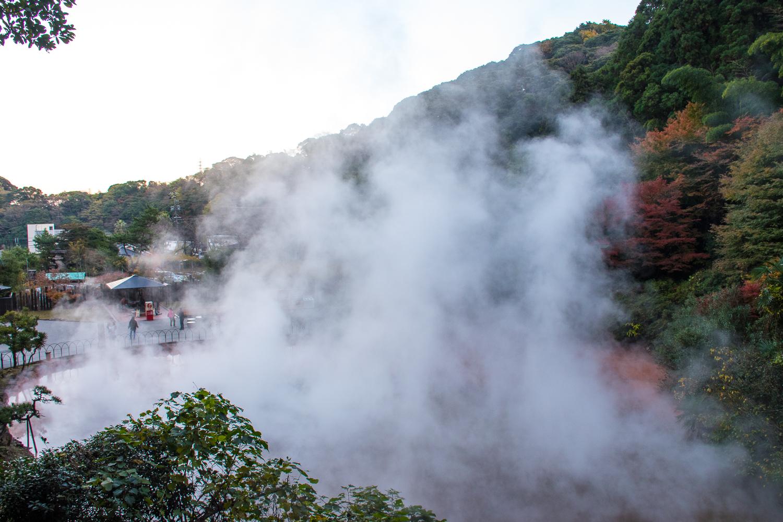 Beppu Hells hot spring 2