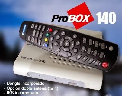 NOVA ATT PROBOX PB-140 MINI SD - 26.07.2014