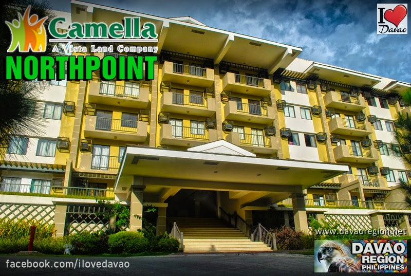 Studio Type Condo at Camella Northpoint by Vista Residence - Davao Region Philippines