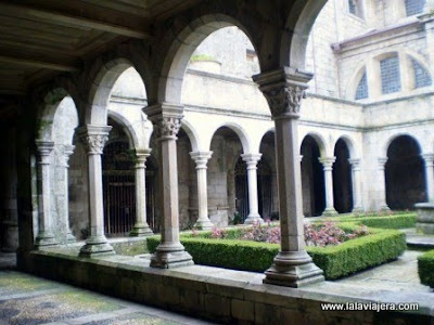 Claustro Catedral Lamego, Portugal