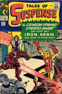 Tales of Suspense #52 image