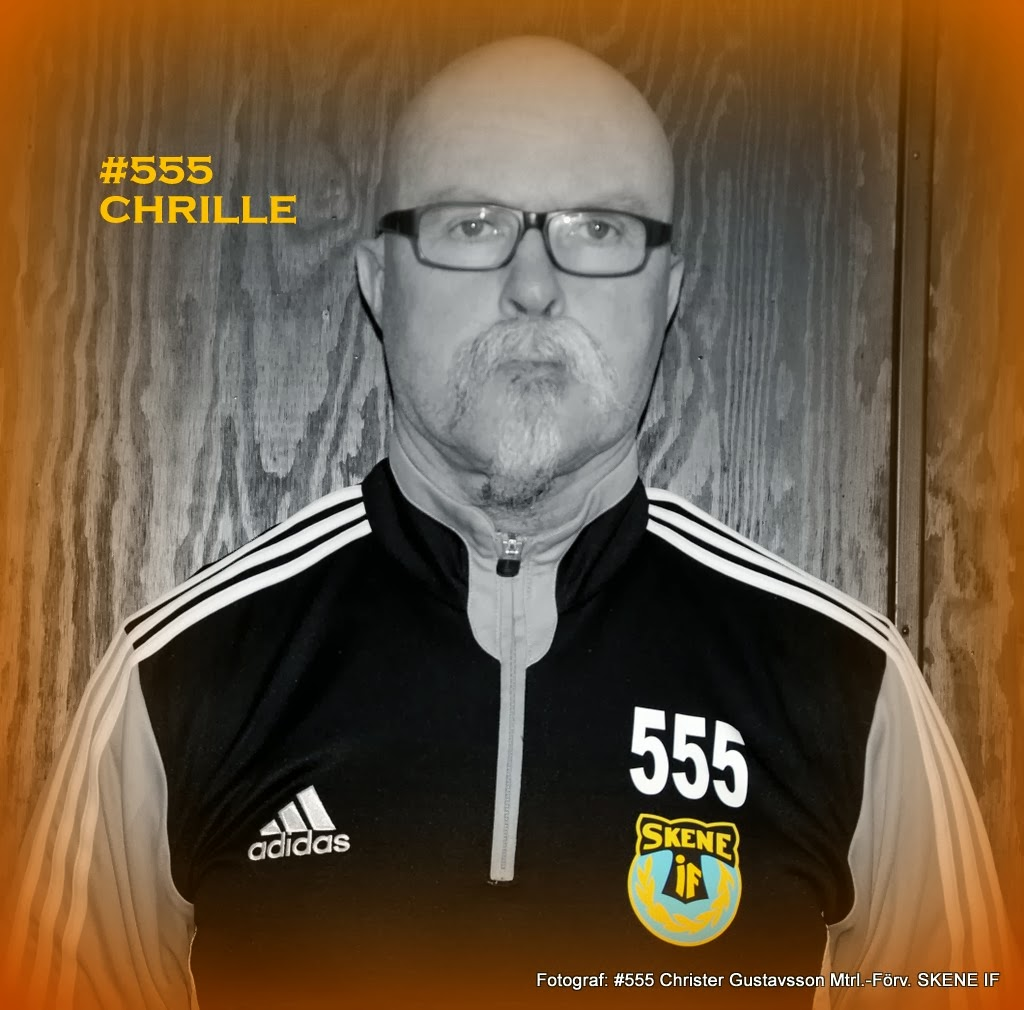 "#555 Chrille ""Himself"""