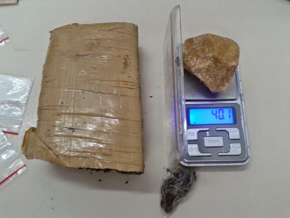Transforme um grama de coca em crack