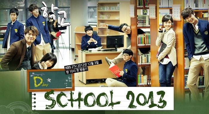 Sinopsis Drama Korea School 2013