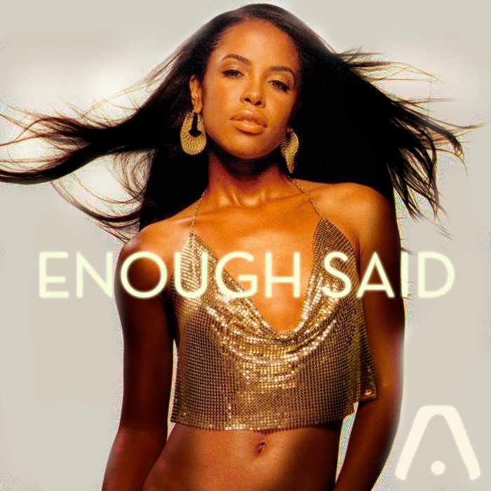 Aaliyah One In A Million Album Cover Aaliyah - enough saidAaliyah One In A Million Album Cover