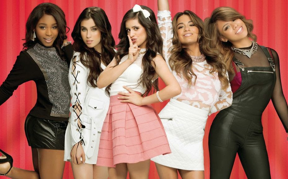 c484a1ef82b Fifth Harmony Brings the Noise at Teen Vogue s Young Hollywood Party 2014