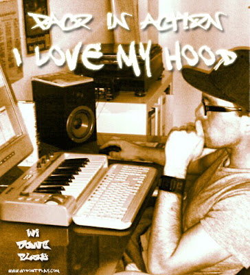 paco in action - I love my Hood (Mixtape)