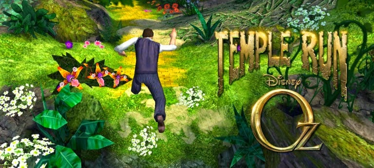 Features of Temple Run 3 Apk
