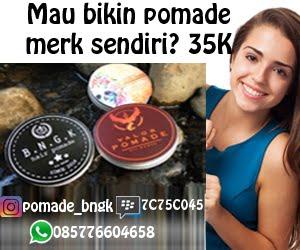Pomade Bungaok