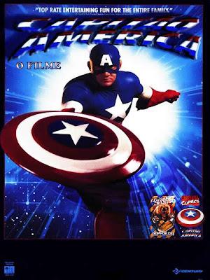 Capitão América: O Filme (Dublado)
