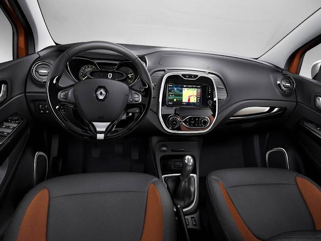 Auto Car: Novo Renault Captur já no Brasil