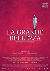 Poster italiano de La gran belleza
