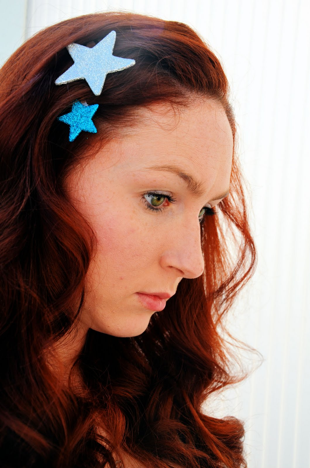 No Wooden Spoons: Shimmering Stars Hair Accessories {a ...