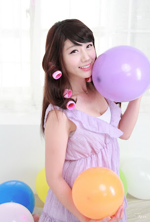 Kim Ha Eum, Purple Cutie 09