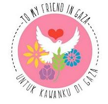Saya Menyokong Pembebasan Palestin