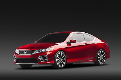 2013 Honda Accord Redesign