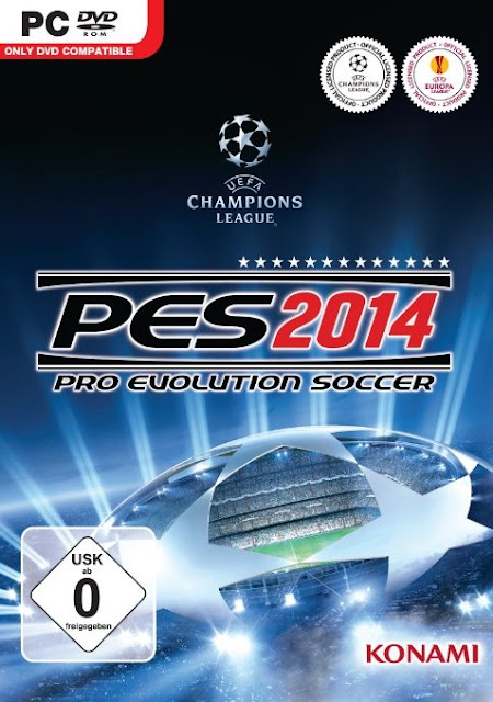 Pro Evolution Soccer 2014 CLONE DVD PC Game - Direct Download Links