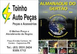 TOINHA  AUTO PEÇAS