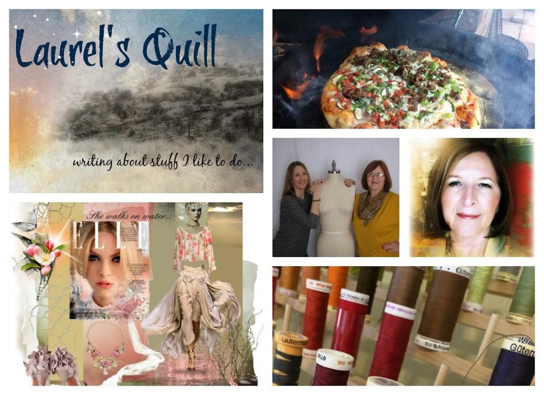 Laurel's Quill