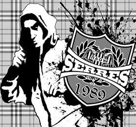 PAOK   SERRES   CLUB   1989