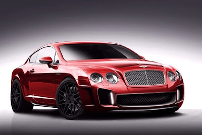 bentley continental gt тюнинг