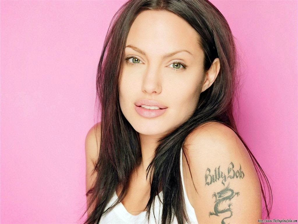 angelina jolie arabic tattoos