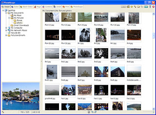 PhotoScape Image viewer screen Shot