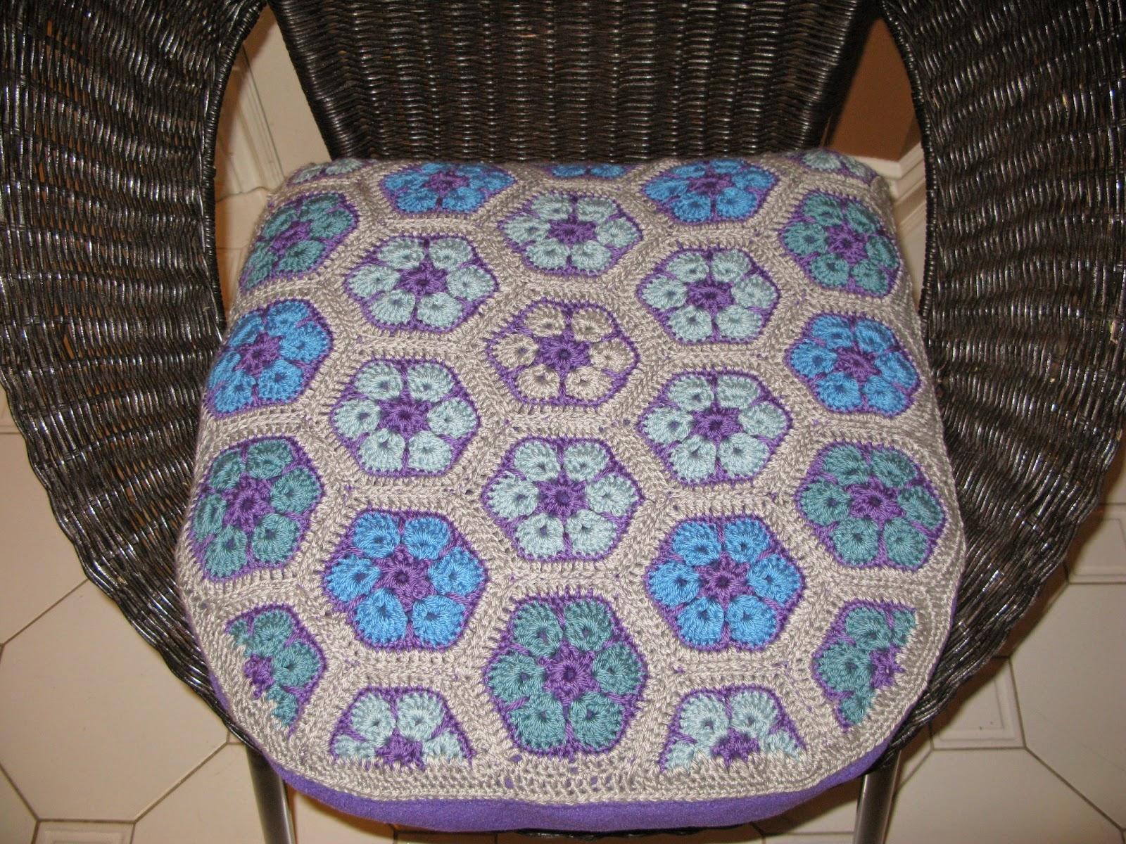 meo my crochet: Crochet Cushion Covers