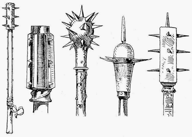 an introduction to the weapons of the middle ages Made in ancient greek city states, this siege weapon used rocks or timber  with  the introduction of gunpowder and bringing a new era of warfare  signaling the  end of an age as well as kingdoms and empires, the cannon.