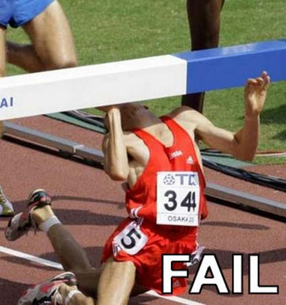 Funny World: Funny Sports Pictures