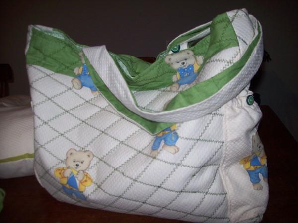Bolsa Para Carregar As Coisas Do Bebe : Koisas de beb? bolsa para carregar coisas