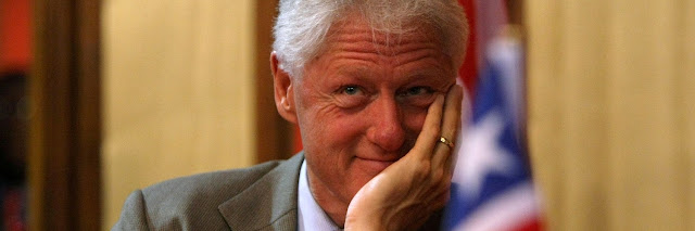 Bill Clinton on an HBO documentary by Martin Scorsese.