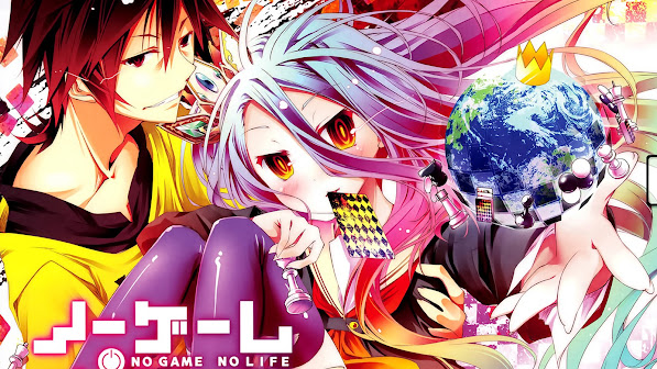 sira shiro no game no life anime spring 2014 hd