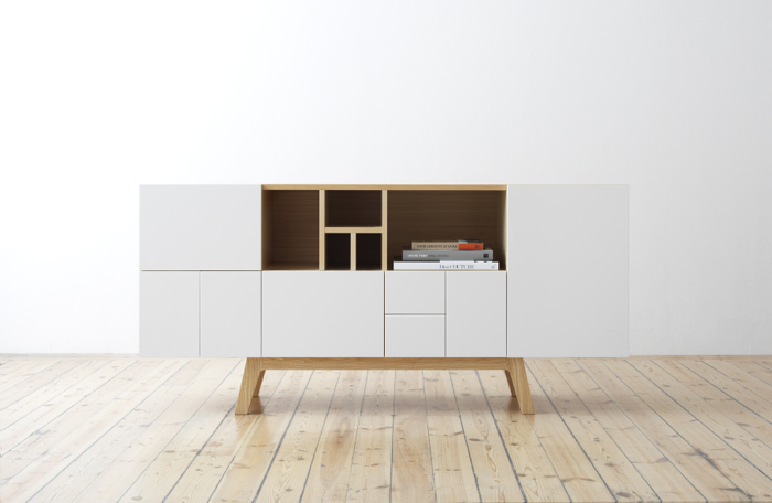 No.216 Sideboard from abstracta Designed by Jesper Ståhl