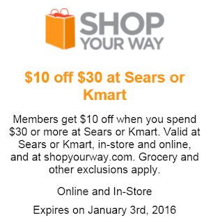 Kmart coupons 10 off 25