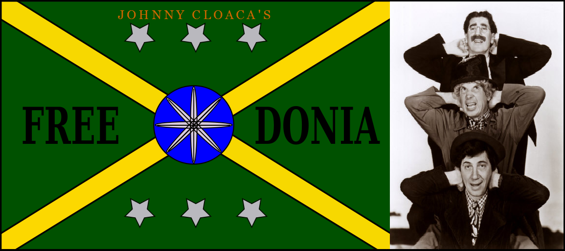 Johnny Cloaca&#39;s Freedonia