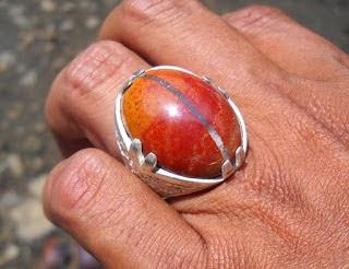 Batu Jasper Kuarsa Kristal