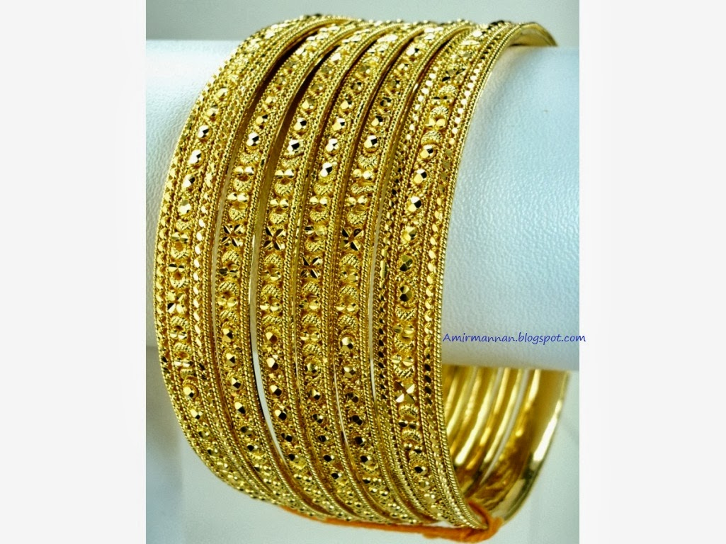 Bangles Jewellers: Pakistani Party Bengals collection 8