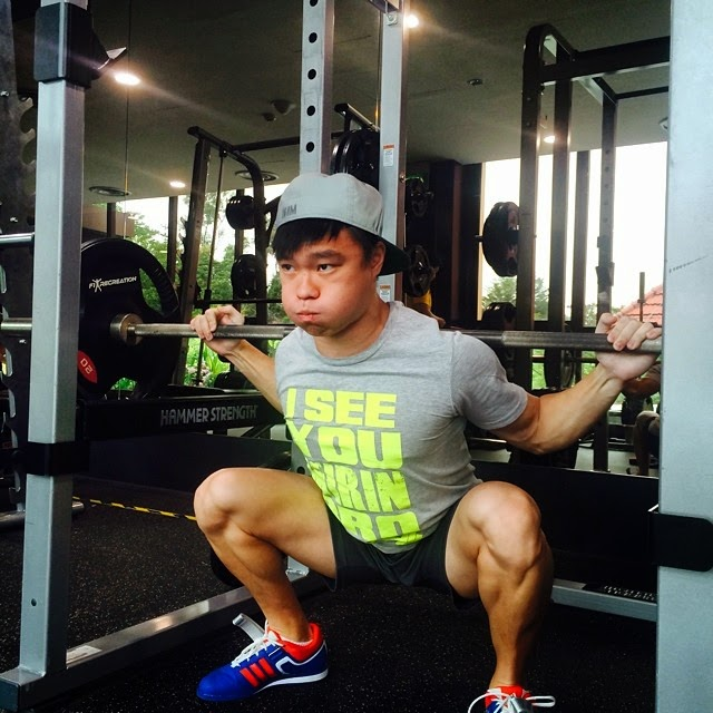 Singapore Powerlifting