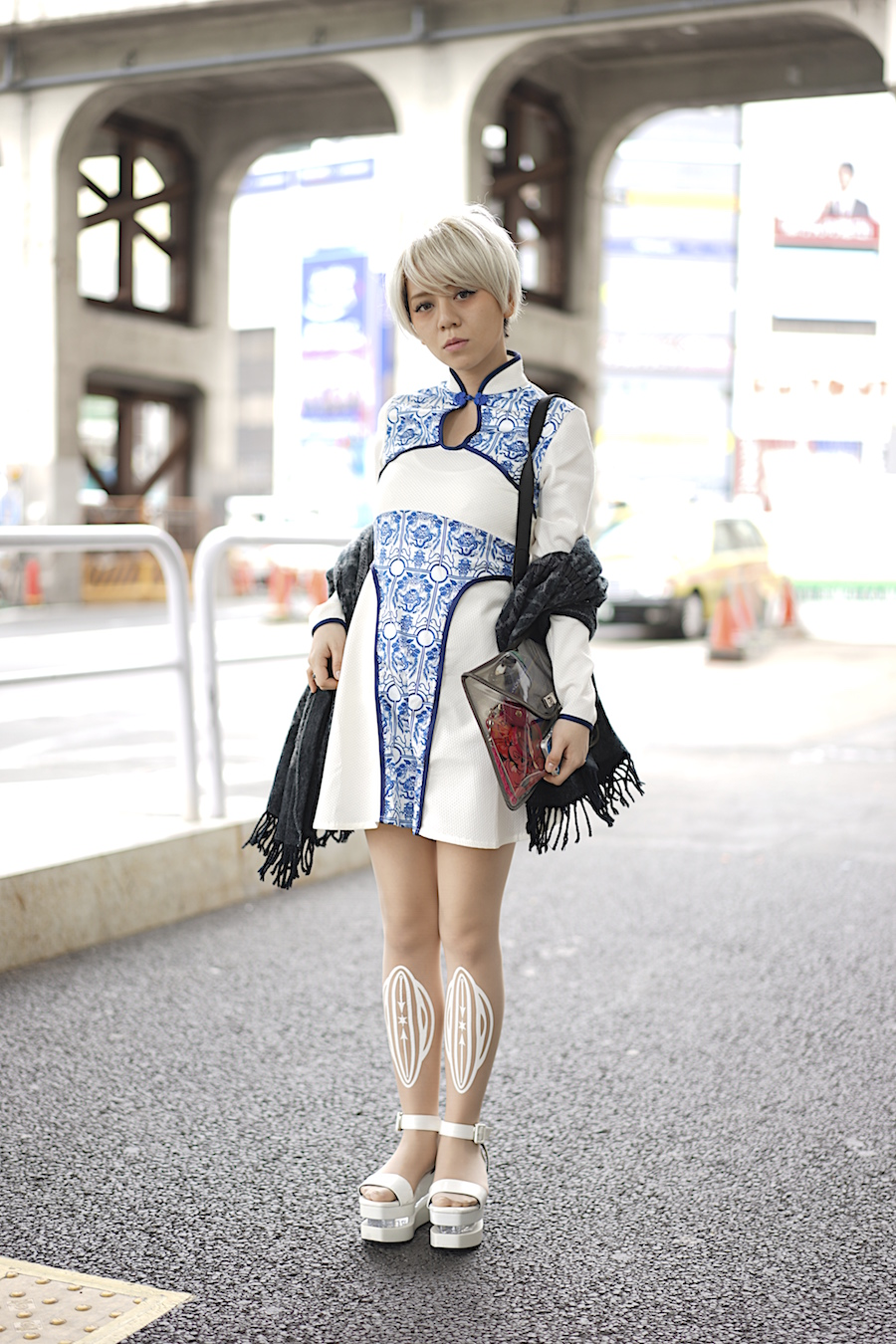 Europe Fashion Men 39 S And Women Wears High Impact Clothing From The Street Style Of Tokyo