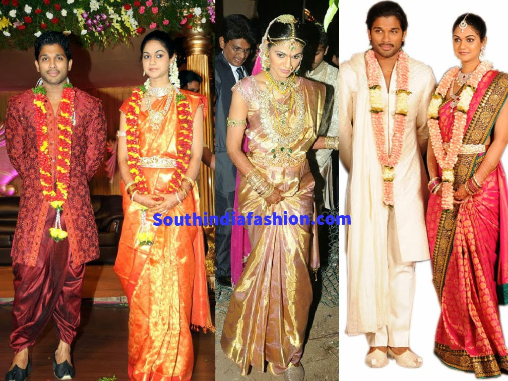 south indian celebrity couples