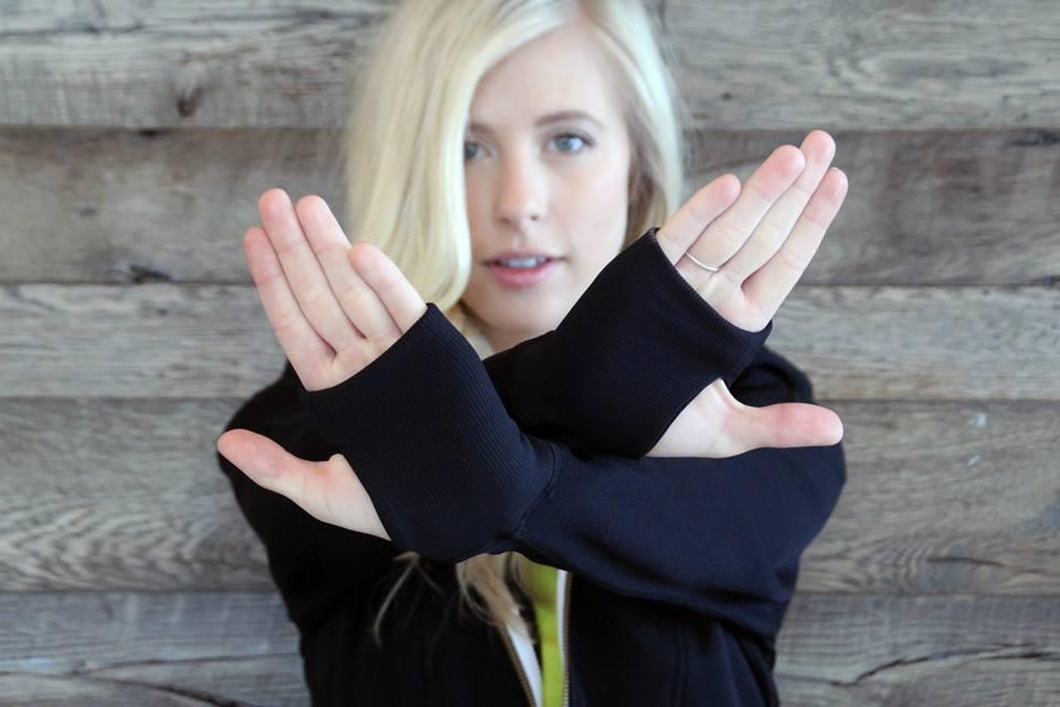 lululemon warm-core hoodie