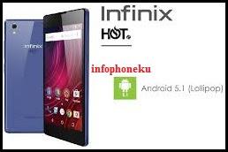 Infinix Hot 2 X510, HP Android dengan Harga Murah Kualitas Terbaik