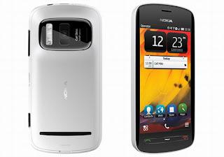 Harga handphone Nokia 808 PureView